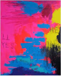 no 1 royal red and blue is a 1954 color field painting by the