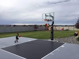 Backyard Basketball Hoops by Residential Gallery Snapsports News