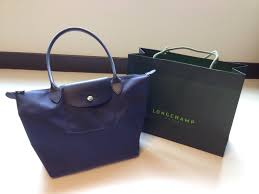 longchamp black friday planetes tote medium