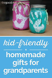 kid friendly homemade gifts for grandparents thegoodstuff