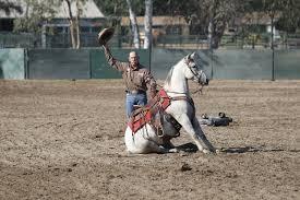 bobby kerr mustang rodeo 101 ranch residents get sneak peek into this weekend s