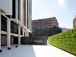 sede legale assicurazioni verde profilo per la sede centrale di groupama assicurazioni di