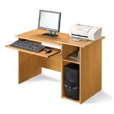 office depot brand no tools multi level computer desk 30 18 h x 42