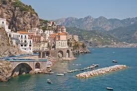 Map Of Amalfi Coast Wonderful Amalfi Coast