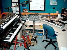 Home Music Studio Ideas by Pictures Bedroom Recording Studio Home Decorationing Ideas
