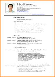 resume writing format pdf best solutions of 5 resume template philippines science official