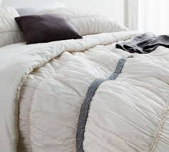 stream cotton lace textured quilt full xl