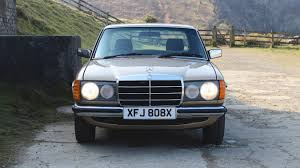 mercedes benz w123 retro road test motoring research