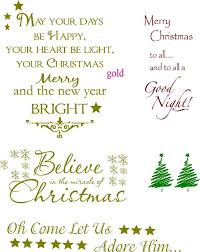 religious card quotes lights decoration
