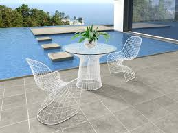 Modern Bistro Chairs Modern Outdoor Furniture Dining Attractive And Playful Modern