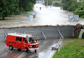 flooding in europe updated austria central europe and