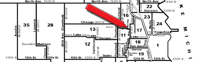 12th ward chicago map chicago saloon keepers