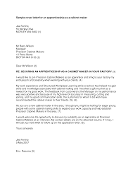 electrical apprentice cover letter electrician apprentice cover