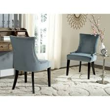 Parsons Dining Chairs Tufted Nail Heads Silver Chairs Best Parsons Dining Chair Cushions