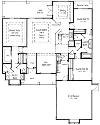 smart floor plans plan 33024zr energy smart house plan southern greens ranch and