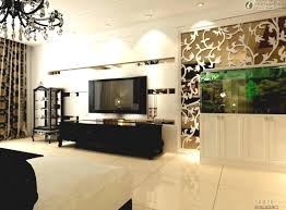 interior tips aquascape and living room partition wall designs