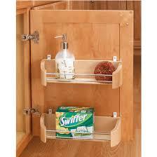 Door Storage Cabinet Cabinet Organizers Wooden Door Storage Trays In 11 14 And 20