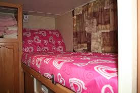 Bunk Beds Sheets Decorating A Kid S Bunk Bed For Holidays This Rv