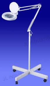 Lighted Magnifying Lamp Floor by Floor Magnifier Lamp Optics U0026 Binoculars