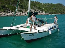james wharram designs unique sailing catamarans self build and