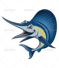 blue marlin by makou graphicriver