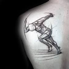 40 unique back tattoos for manly design ideas