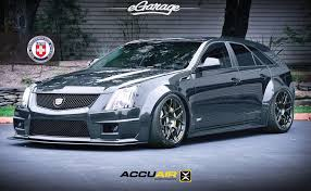 hennessey cadillac cts v wagon cadillac cts v station swaggin from egarage auto crazed gm
