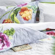 designers guild tulipani graphite duvet pillowcases lighting