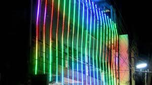 rgb led light decoration 1 ghatal paschim medinipur