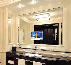 Bathroom Mirror With Tv by Bathroom Mirror With Tv In It Mirrors That Are S Film To Big