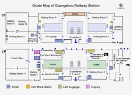 Fast Food Restaurant Floor Plan Guangzhou Railway Station Trains Tickets Schedule Map