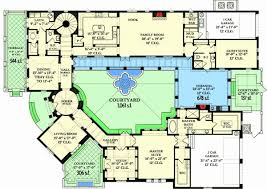 home plans with courtyards home plans best of house plans courtyard home