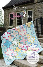 gossamer quilt color quilts by sharon mcconnell