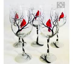 wine glass painting and buffet dinner collingswood pop shop
