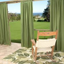 Gazebo Curtain Ideas by Decorations Outdoor Patio Curtains Sunbrella Home Design Ideas