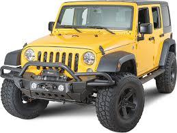 backyards jeep wrangler unlimited sahara smittybilt 76724 src gen2 front bumper for 07 17 jeep wrangler jk