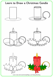 fresh how to draw christmas stuff step by classy a tree art for