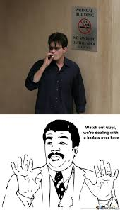 Charlie Sheen Memes - charlie sheen badass by voyager meme center