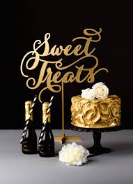 black and gold centerpieces top gold home decor on decorations sweet treats chagne cake