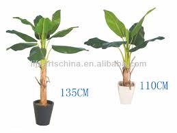 planta artificial bananeira artificial mini rei série de banana