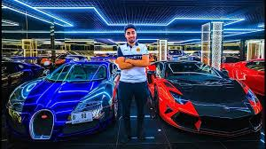 Cool Car Garages by Dubai U0027s Most Expensive Car Garage Youtube