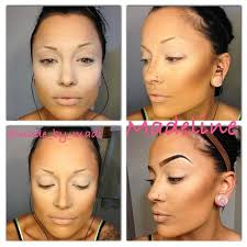 highlighting and contouring handc makeup makeupmafia makeupartist makeupjunkie makeupartistproblems
