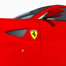 ferrari new model ferrari ff 3d model u2013 3d horse