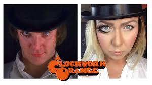 clockwork orange costume a clockwork orange costume diy chrissy