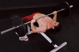 Weight Bench Workout Plan The Bench Press Workout Routine Banda U0027s Fitness World