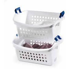 Container Store Laundry Hamper by Rubbermaid Laundry Baskets