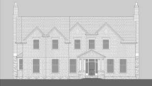 the bar harbor series shingle style home plans by david neff