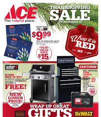 alpine ace hardware thanksgiving sale november 15 27 2017