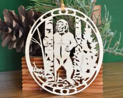 wooden bigfoot etsy