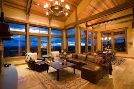 complements home interiors mountain mansion traditional living room portland by